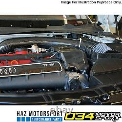 034Motorsport Carbon Fibre Cold Air Intake Kit Audi RS3 8P 11-13 / TTRS 8J 09-13