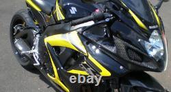 06 07 Suzuki Gsxr 600 750 Carbon Fiber Ram Air Intakes, Tail Housings, Fairings