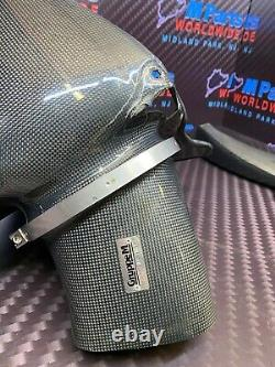 08-13 BMW E90 E92 E93 M3 Airbox Intake Assembly S65 Carbon Fiber GRUPPE M