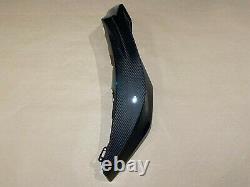 2007-2012 CBR600rr Front Upper Side Air Intake Cover Fairing Cowl Carbon Fiber