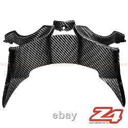 2008-2011 CBR1000rr Carbon Fiber Bottom Nose Air Intake Ram Cover Cowl Fairing