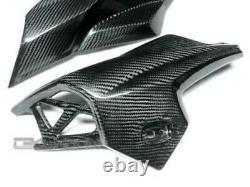 2009 2014 BMW K1300R Carbon Fiber Air Intake Covers