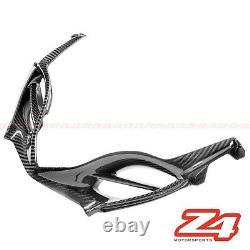 2009-2016 Suzuki GSX-R 1000 Carbon Fiber Lower Nose Air Intake Cover Ram Fairing