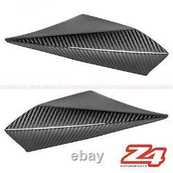 2010-2013 Z1000 Air Intake Ram Cover Panel Shroud Trim Fairing Cowl Carbon Fiber