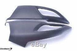 2011 2014 Ducati Diavel 100% Carbon Fiber Air Intake Covers Upper Side Panels