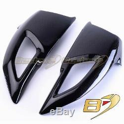 2011-2014 Ducati Diavel Carbon Fiber Tank Side Cover Air Intake Panel Fairing