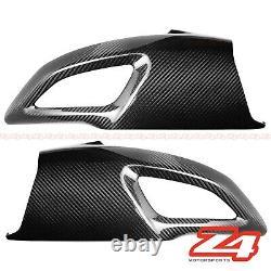 2011-2018 Diavel Carbon Fiber Upper Side Ram Air Intake Cover Panel Fairing Cowl