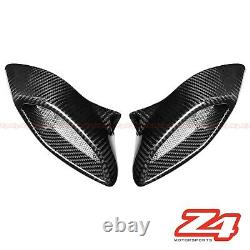 2017-2021 Dragster 800RR Carbon Fiber Front Air Intake Ram Cover Fairing Cowling