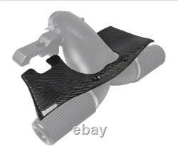 223-09-1 Holley iNTECH Cold Air Intake Carbon Fiber Cover Corvette C6 ZR1 LS9