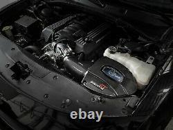 AFE 58-10003R Carbon Fiber Cold Air Intake 2012-2019 Dodge Charger 6.4L HEMI