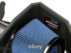 AFE Power 54-12172-C Carbon Fiber Cold Air Intake 2012-2019 Charger 6.4L HEMI