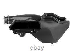 AFe Carbon Fiber Air Intake for Ford F150 F-150 Raptor 3.5TT 2.7TT 22HP GAIN