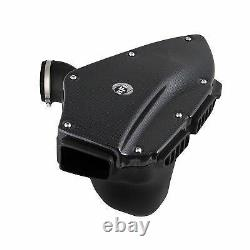 AFe Power Air Intake System Pro Dry S For 06-13 BMW 3 Series 3.0L Carbon Fiber