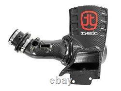 AFe Takeda Carbon Fiber Cold Air Intake For Honda 17-20 Civic Type R FK8 2.0T
