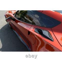 APR Performance Carbon Fiber Quarter Panel Intake Vents Corvette C7 Z06 15+ New