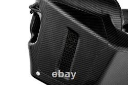 AWE 2660-15032 AirGate Carbon Fiber Intake for Audi B9 S4 / S5 3.0T With Lid
