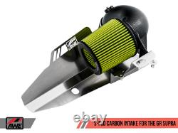AWE Tuning Carbon Fiber Air Intake System for Toyota A90 GR Supra 3.0T B58 New