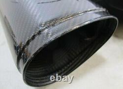 Aftermarket Dinan Carbon Fiber Air Intake Tube For 2009-2013 BMW M3 4.0L V8
