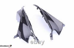 Aprilia RSV4 Upper Front Dash Air Intake Trim Panel Fairing Cowl Carbon