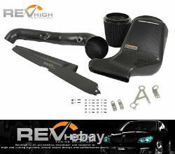 Audi RS3 8V Carbon fiber airbox Performance cold air intake filter kit
