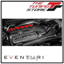 Audi RS3 TTRS Eventuri Carbon Fibre Air Intake/Air Filter VAG 2.5l 8V 8S TFSi