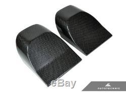 AutoTecknic Carbon Fiber Intake Air Ducts For BMW F80 M3 F82 / F83 M4