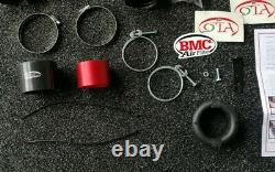 BMC OTA Carbon Fibre Intake Air Filter Induction Kit for Abarth 500 595 695