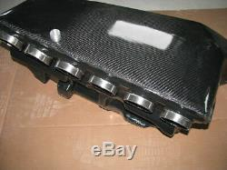 BMW E46 M3 Large Volume Carbon Fiber Intake Airbox suits 3.2 S54 engines