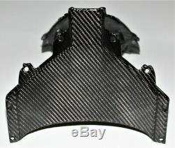 BMW S1000RR 2015-18 Front Center Nose Air Intake Fairing Bracket Carbon Fiber