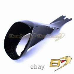 Buell XB9 XB12 100% Carbon Fiber Left Side Duct Ram Air Intake Inlet Tube Scoop