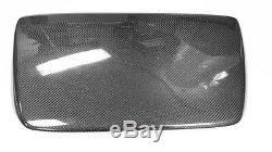 Cabon Hood Bonnet Intake Vent Scoop For 04-05 Subaru Impreza GD GG WRX STI