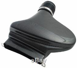CarbonSpeed CAI Carbon Fibre Cold Air Intake / Induction Kit (Without Filter)