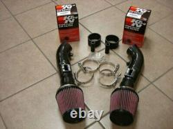 Carbon Fiber Air Intake Kit Fits 370Z G37 Q50 Q50S Q60 FX37 M37 VQ37VHR