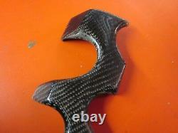 Carbon Fiber Engine Plug Intake Manifold Cover for 98-02 Honda Accord 3.0 V6