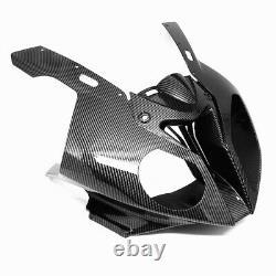 Carbon Fiber Front Air Intake Ram Headlight Fairing For BMW S1000RR 2009-2014
