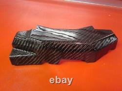Carbon Fiber Front Engine Intake Cover Lid VTEC for 98-02 Honda Accord 3.0 V6