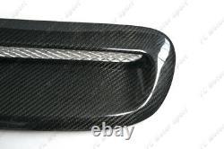 Carbon Fiber Hood Scoop Air Intake For 2001-2006 MINI Cooper S R52 R53