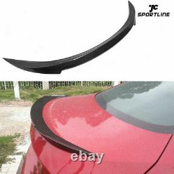 Carbon Fiber Rear Spoiler Wing for BMW F06 F12 640i 650i M6 Gran Coupe 2012-2016