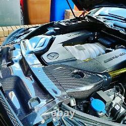 Carbon Fibre Air Intake Kit Mercedes Benz C63 AMG W204