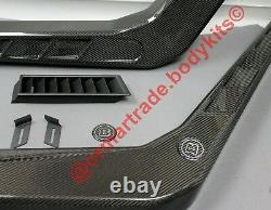 Carbon Fibre Snorkels Air Intake for Mercedes G550 G55 G63 W463 BRABUS Style