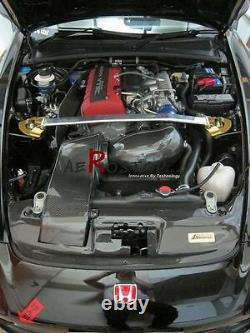 Carbon Js Racing Air Intake Box & Tunnel (no Fitting Kit & Air Filter) For S2000