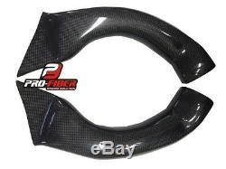 Carbon Race Air Intakes Pipes Dutcs Tubes Honda Cbr 600rr Cbr600rr 2005-2006
