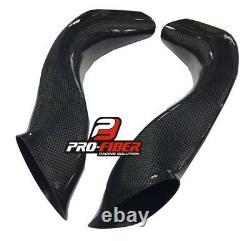 Carbon Race Air Intakes Pipes Dutcs Tubes Suzuki Gsxr Gsx-r 1000 2005-2006 K5 K6