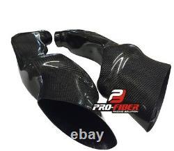 Carbon Race Air Intakes Pipes Dutcs Tubes Suzuki Gsxr Gsx-r 1000 2009-2016 K9 L6