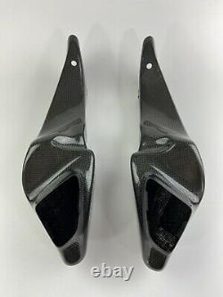 DUCATI Performance Carbon Fiber Air Runners/Intakes Set For 748 916 998 OEM