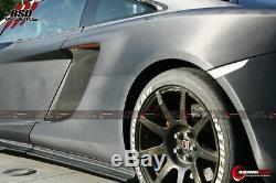 DarwinPRO McLaren MP4 12C Carbon Fiber Side Intake Tuning Vanes