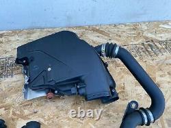 Dinan High Flow Air Intake Set Carbon Fiber Bmw N63 550i 750i 650i (11-16) Oem