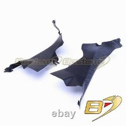 Ducati 899 1199 1299 Panigale 100% Carbon Fiber Ram Air Intake Dash Panel MATTE
