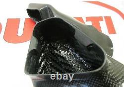 Ducati Carbon fiber Air intakes runners 748 916 996 998 new