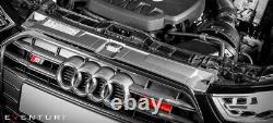 Eventuri Black Carbon Fibre Induction Intake Kit for Audi S1 2.0 TFSI Models